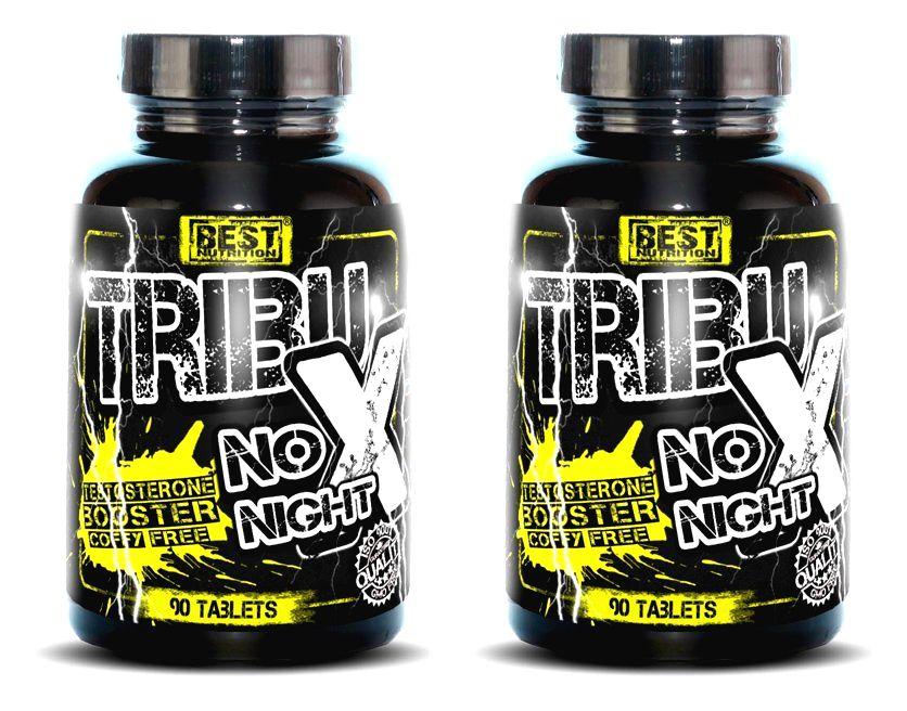 1+1 Zadarmo: TribuNOX Night od Best Nutrition 90 tbl. + 90 tbl.