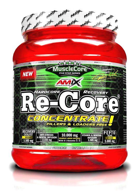 Re-Core Concentrate - Amix 540 g Lemon Lime