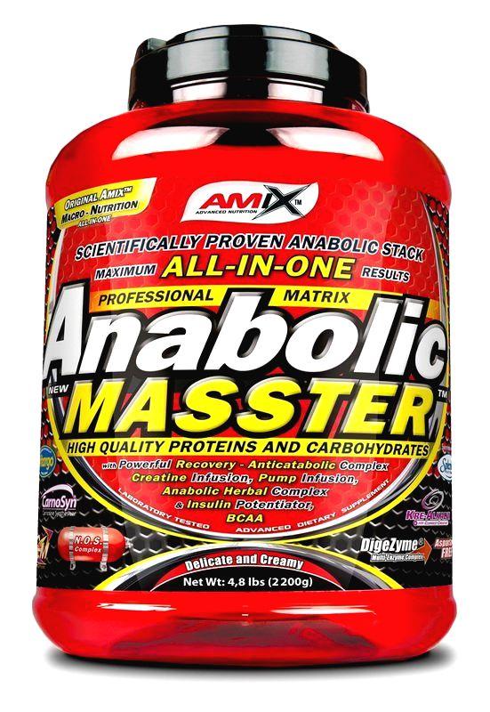 Anabolic Masster - Amix 2200 g Čokoláda
