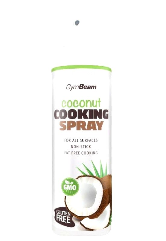 Sprej na pečenie: Coconut Cooking Spray - GymBeam 201 g