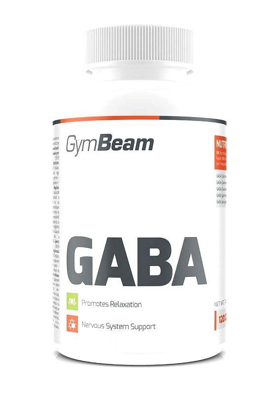 GABA - GymBeam 120 kaps.