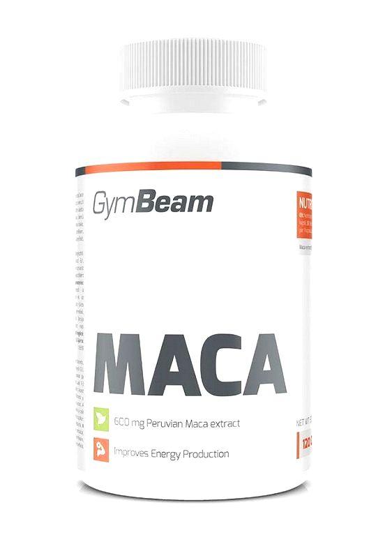 MACA - GymBeam 120 kaps.