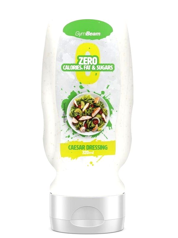ZERO Caesar Dressing - GymBeam 320 ml.