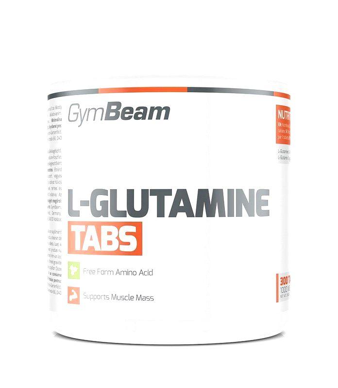 L-Glutamine Tabs - GymBeam 300 tbl.