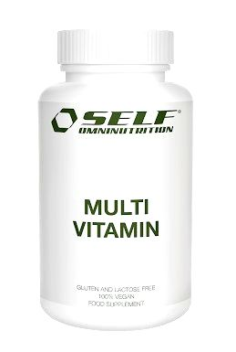Multi Vitamin od Self OmniNutrition 120 kaps.