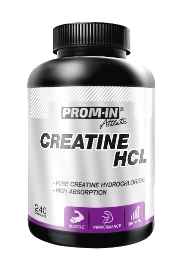Creatine HCL - Prom-IN 240 kaps.