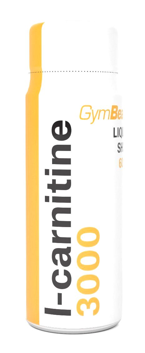 L-carnitine 3000 - GymBeam 60 ml. Pineapple