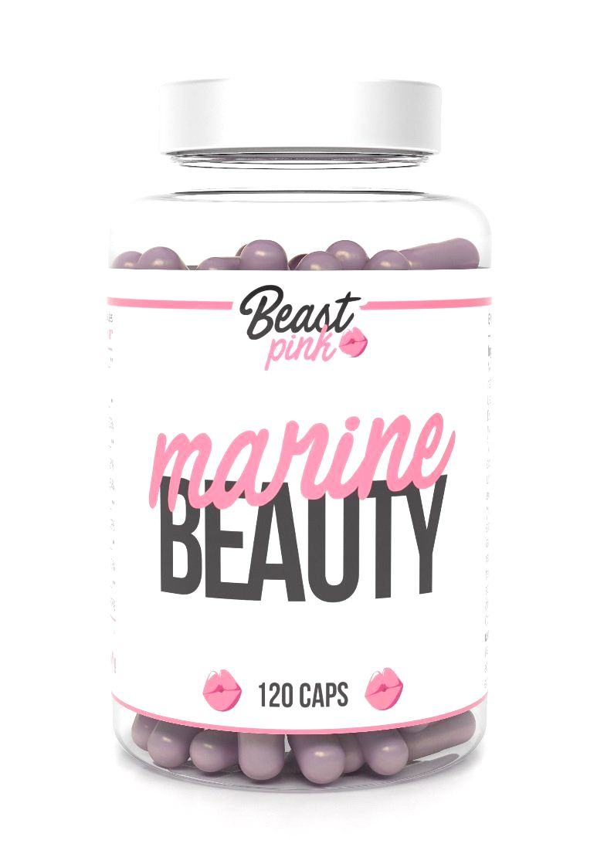 Marine Beauty - Beast Pink 120 kaps.