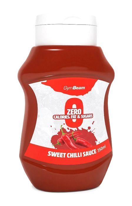 ZERO Sweet Chilli Sauce - Gymbeam 350 ml.