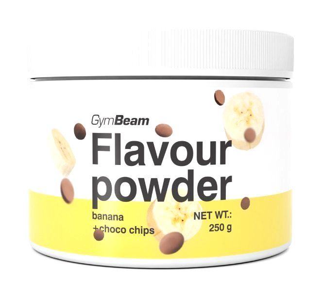 Flavour Powder - GymBeam 250 g White Choco+Coconut