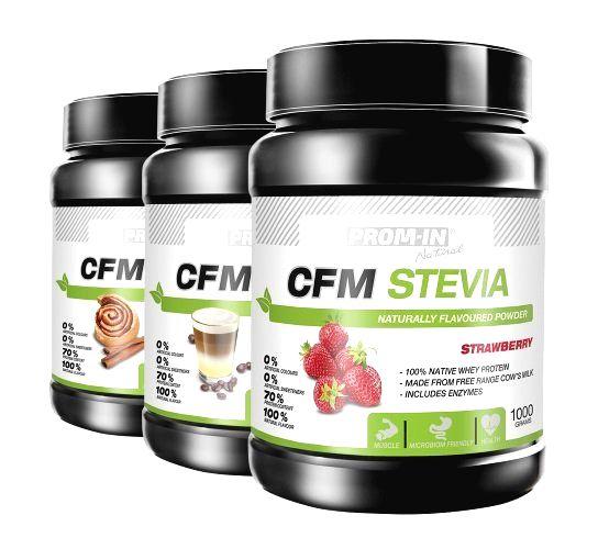 CFM Stevia - Prom-IN 1000 g Vanilla Latte