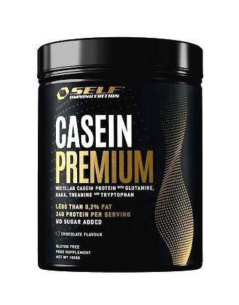 Casein Premium - Self OmniNutrition 1000 g White Nougat