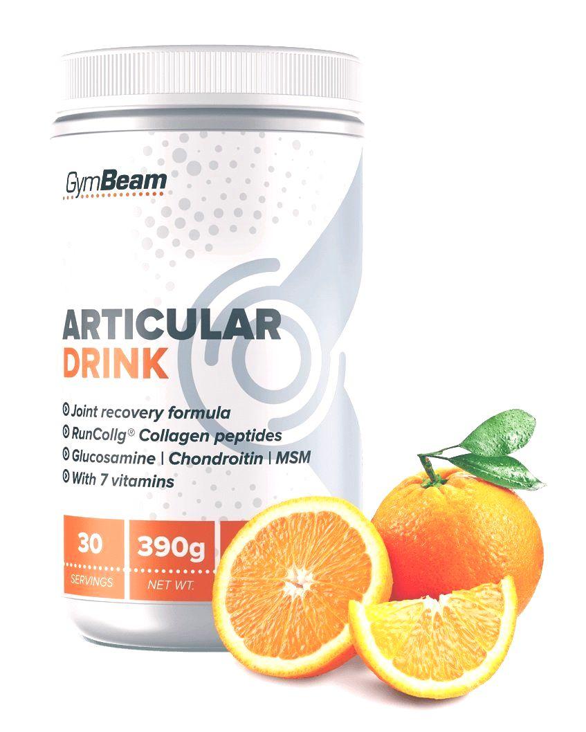Articular Drink - GymBeam 390 g Raspberry