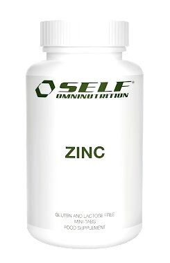 Zinc od Self OmniNutrition 100 tbl.