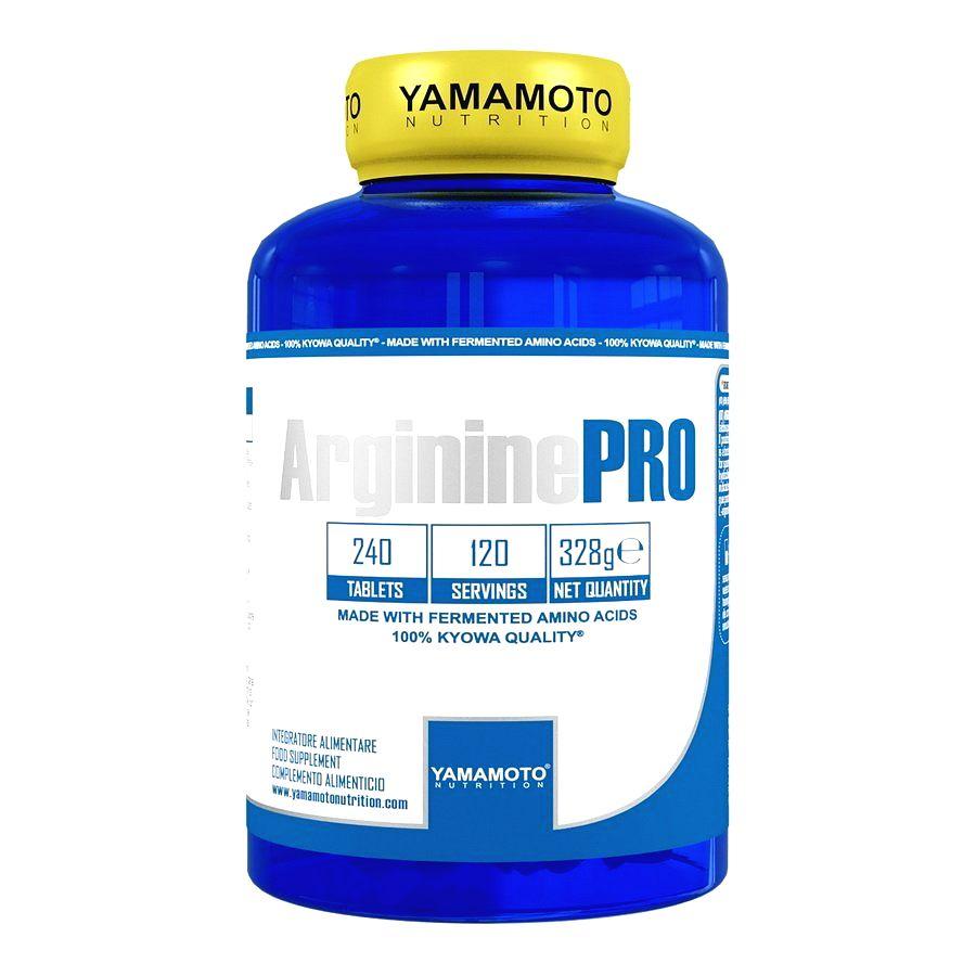 Arginine Pro Kyowa Quality - Yamamoto  80 tbl.