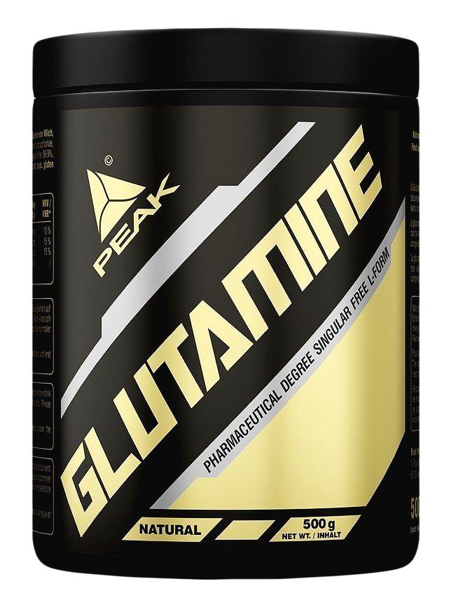 Glutamine - Peak Performance 500 g Neutral