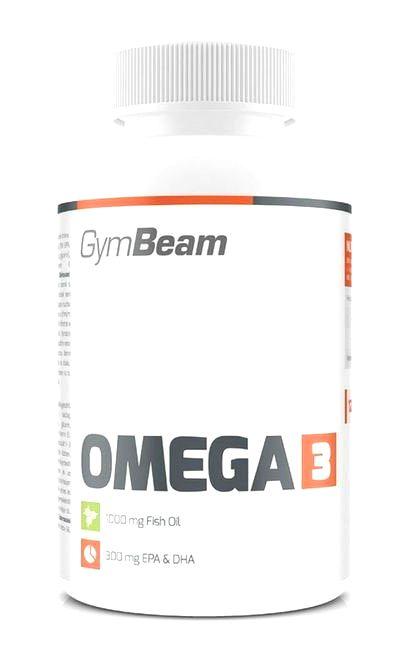 Omega 3 - GymBeam 60 kaps.