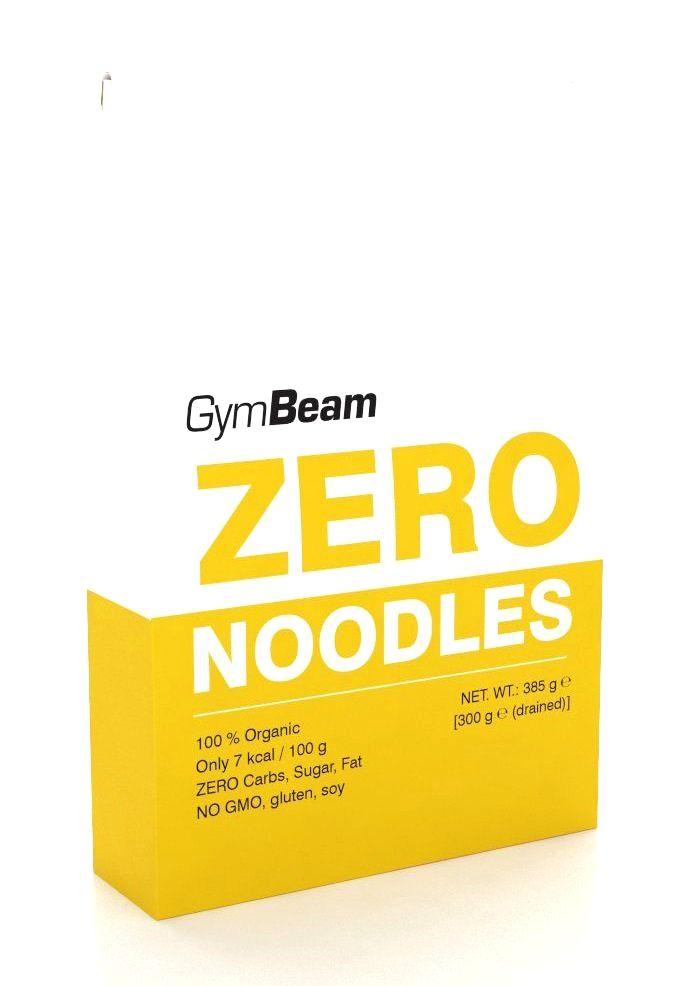 ZERO Noodles - GymBeam 385 g