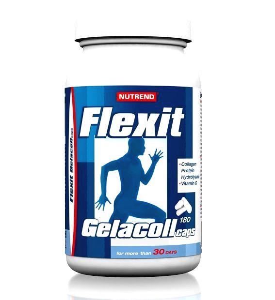 Flexit Gelacoll kapsule - Nutrend 360 kaps.