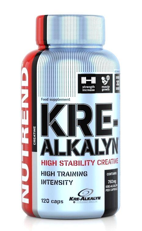 Kre-Alkalyn 1500 - Nutrend 120 kaps.
