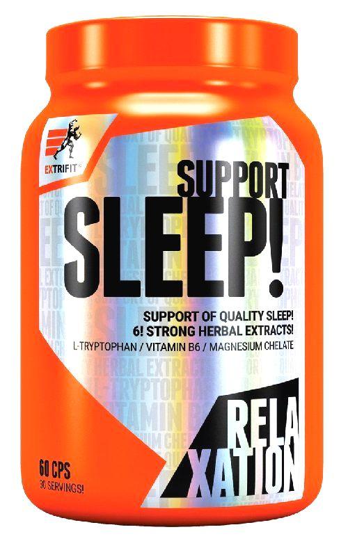 Sleep Support - Extrifit 60 kaps.