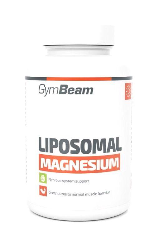Liposomal Magnesium - GymBeam 60 kaps.