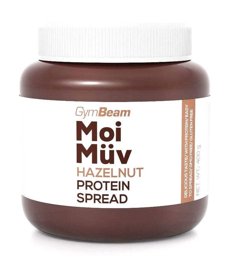 Moi Muv Protein Spread - GymBeam 400 g Milky