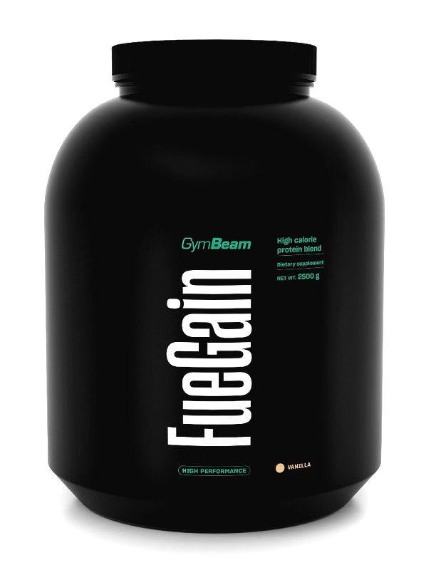 FueGain - GymBeam 2500 g Vanilla