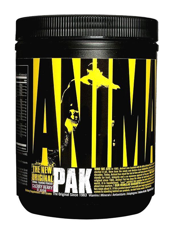 Animal Pak Powder - Universal  312 g Orange