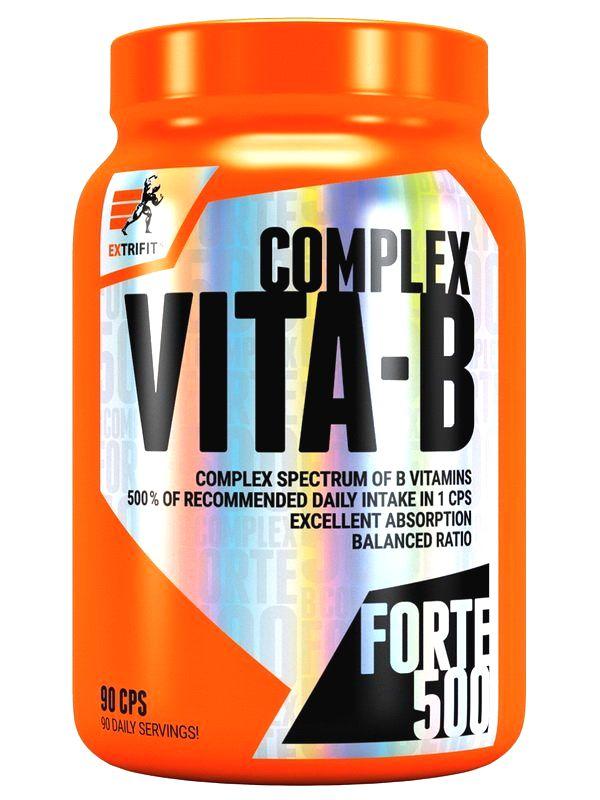 Vita-B Complex - Extrifit 90 kaps.