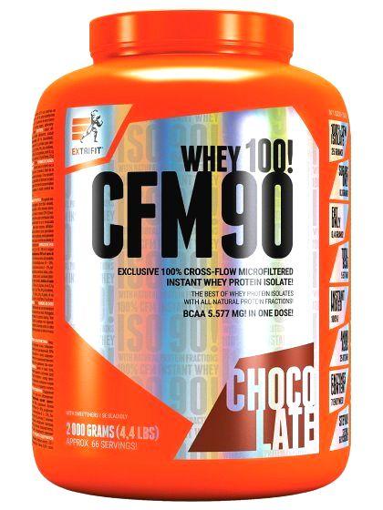 CFM 90 - Extrifit 1000 g Čokoláda