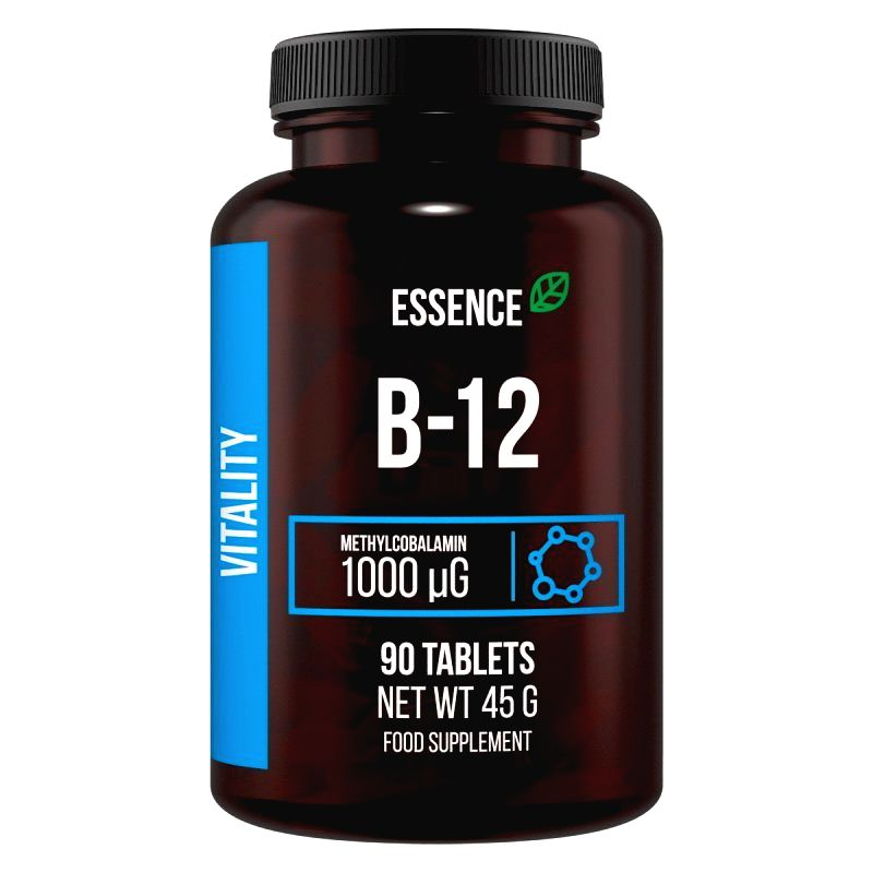 B12 - Essence Nutrition 90 tbl.
