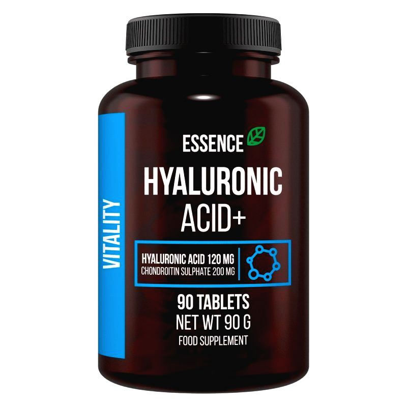 Hyaluronic Acid - Essence Nutrition 90 tbl.