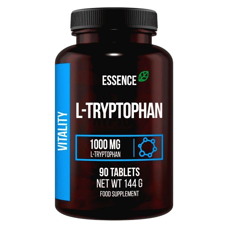 L-Tryptophan - Essence Nutrition 90 tbl.