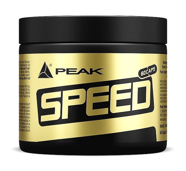 Speed - Peak Performance 60 kaps.