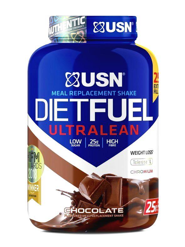 Diet Fuel Ultralean - USN 1000 g  Vanilla