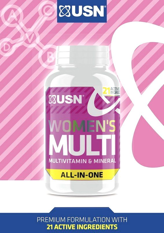 Women's Multi - USN 90 tbl.