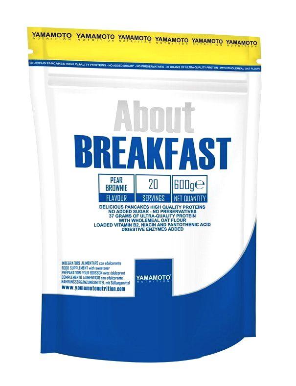 About Breakfast - Yamamoto 600 g Milk Chocolate