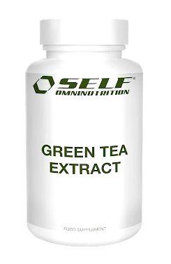 Green Tea od Self OmniNutrition 120 kaps.