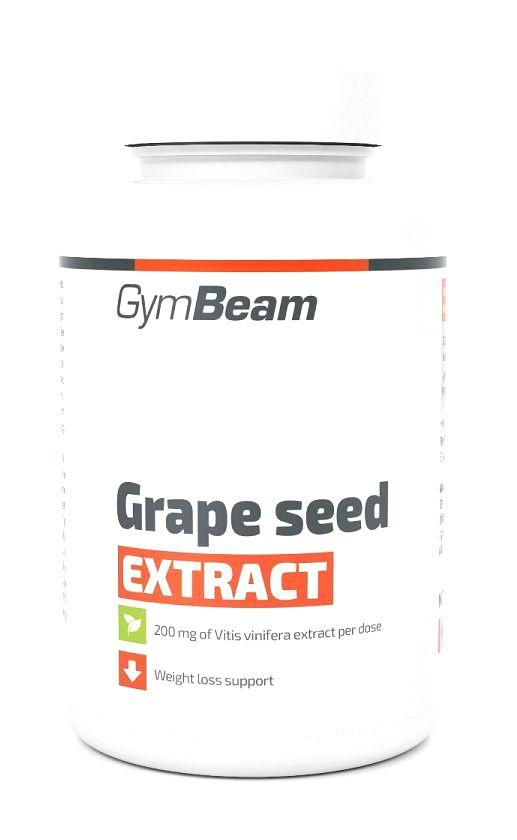 Grape Seed Extract - GymBeam 90 tbl.