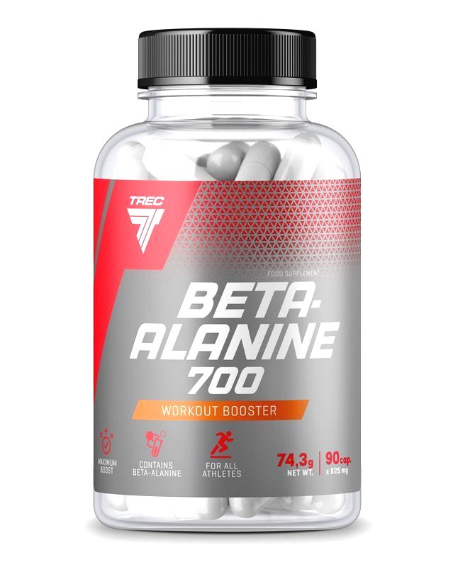 Beta Alanine 700 - Trec Nutrition 90 kaps.