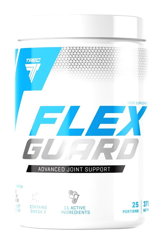 Flex Guard - Trec Nutrition 375 g Wildberry