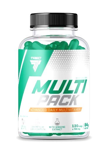 Multi Pack - Trec Nutrition 120 kaps.