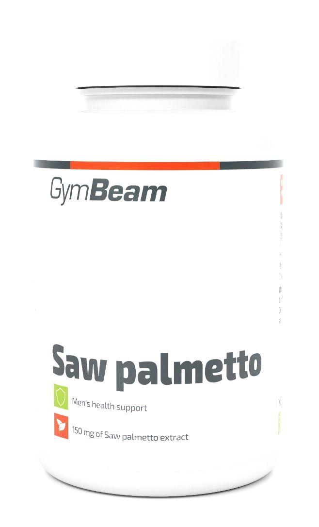 Saw Palmetto - GymBeam 90 kaps.