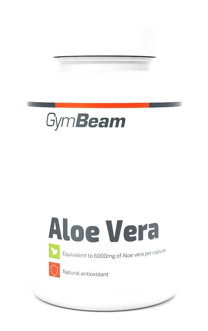 Aloe Vera - GymBeam 90 kaps.