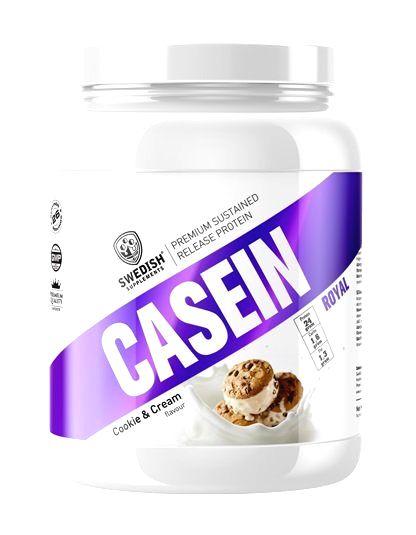 Casein Royal - Swedish Supplements 900 g Wild Strawberry