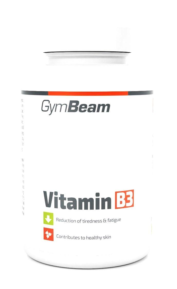 Vitamin B3 - GymBeam 90 kaps.