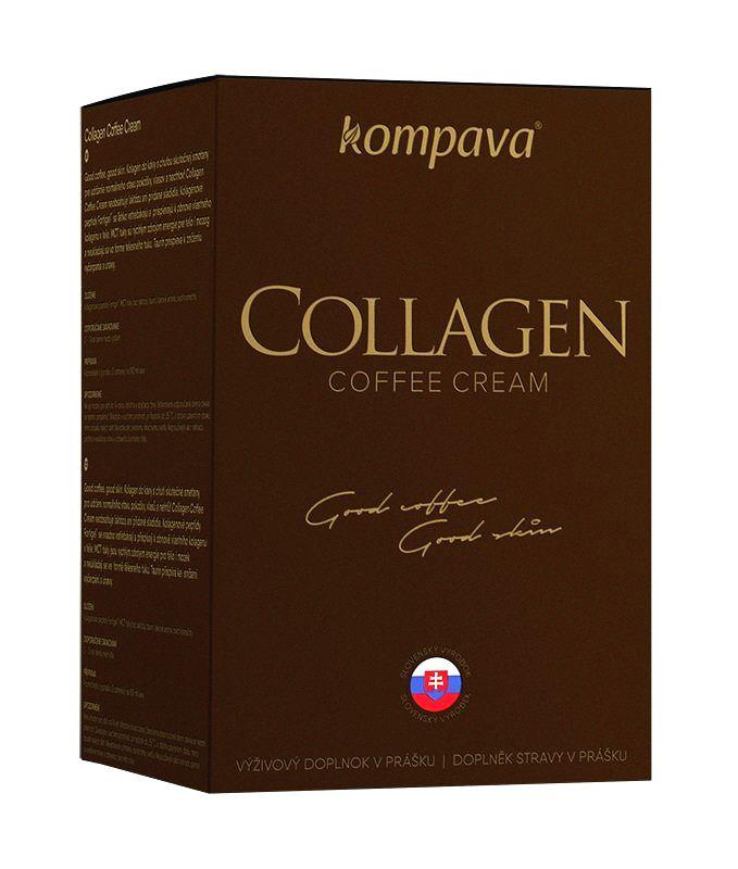Collagen Coffee Cream - Kompava 300 g
