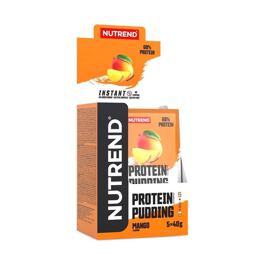 Protein Pudding - Nutrend 5 x 40 g Vanilla